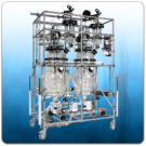 Process Glass Reactor Systems