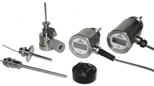 Anderson Temperature Sensors