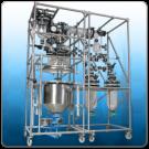 Hybrid Process Glass Reactors
