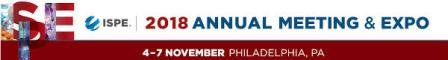 ISPE Annual Meeting & Expo - Convention Center Philadelphia, PA